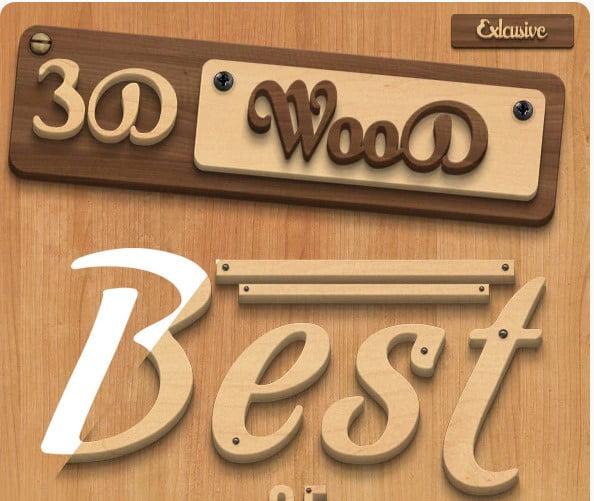 Typographic-Logo-Badge-Designs - 50+ Fantastic BEST FREE Typographic Logo Badge Designs