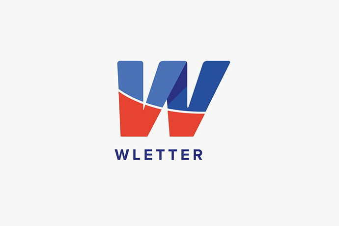 W-Letter - 50+ BEST Single Letter Business Logo Template [year]
