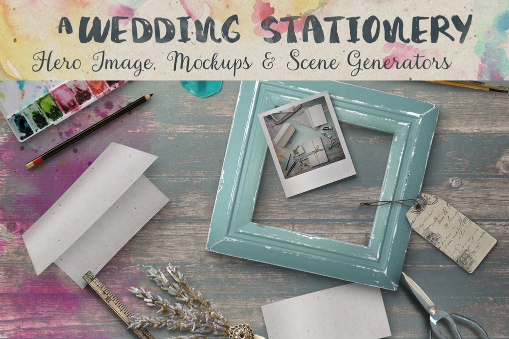 Wedding-Stationery-1 - 31+ Amazing Hero Image PSD Illustration Templates [year]