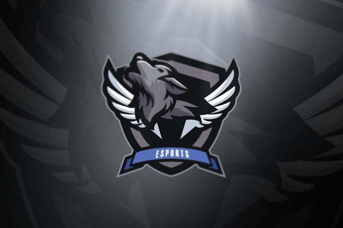 Wolfman - 60+ Personal & Team Branding AI & EPS eSports Logo Templates [year]