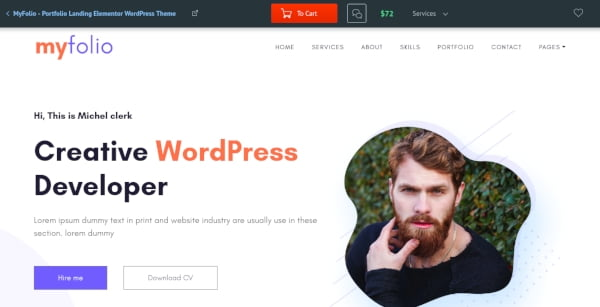 WordPress-Landing-Page-Themes - 37+ Amazing Best WordPress Landing Page Themes [year]