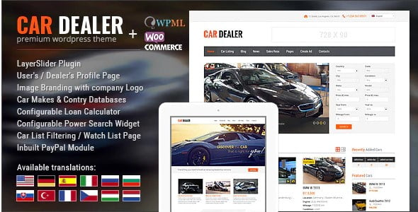 WordPress-Vehicle-Transportation-Themes - 36+ Top WordPress Vehicle & Transportation Themes [year]