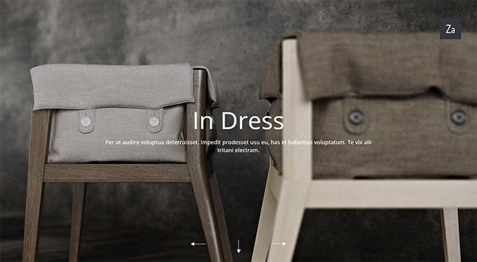 Za - 30+ Fullscreen Slider Portfolio WordPress Themes [year]