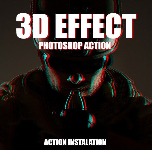 by-LightDesigns - 35+ Awesome 3D Image Manipulation Photoshop Actions [year]