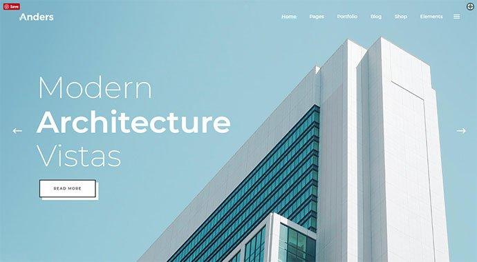 daf - 31+ Impressive Big Fonts & Bright Colors WordPress Themes [year]