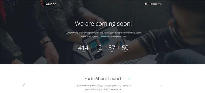 11-2 - 65+ Amazing Free CSS HTML5 Website Design Templates [year]