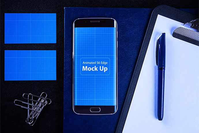 Animated-S6-Edge-Mockup-V.2 - 51+ Amazing iOS and Android Phone PSD Mockup Templates [year]