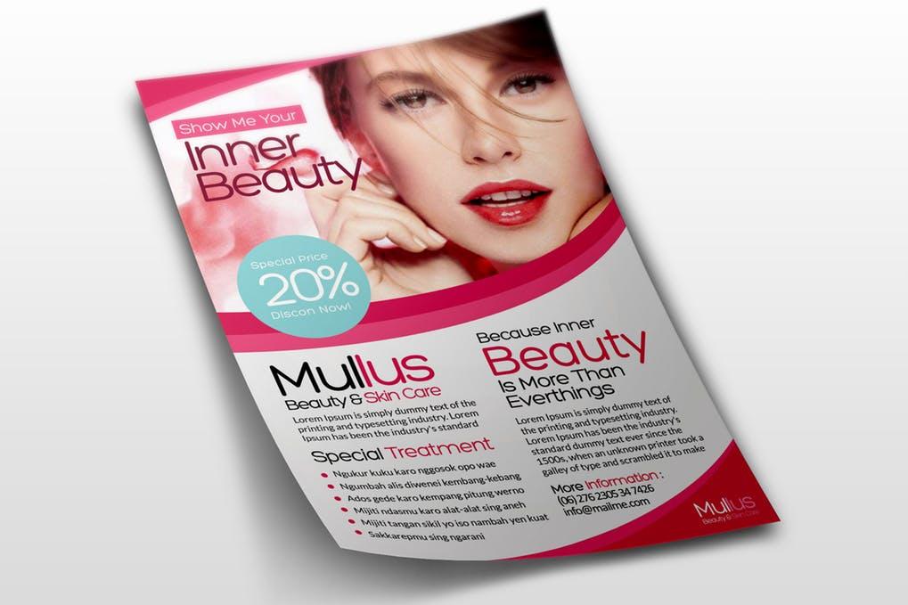 Beauty-Care-Flyer