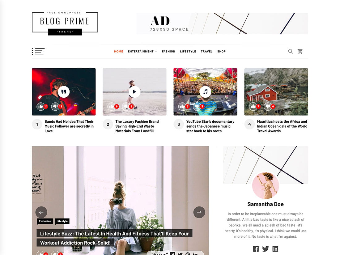 Blog-Prime