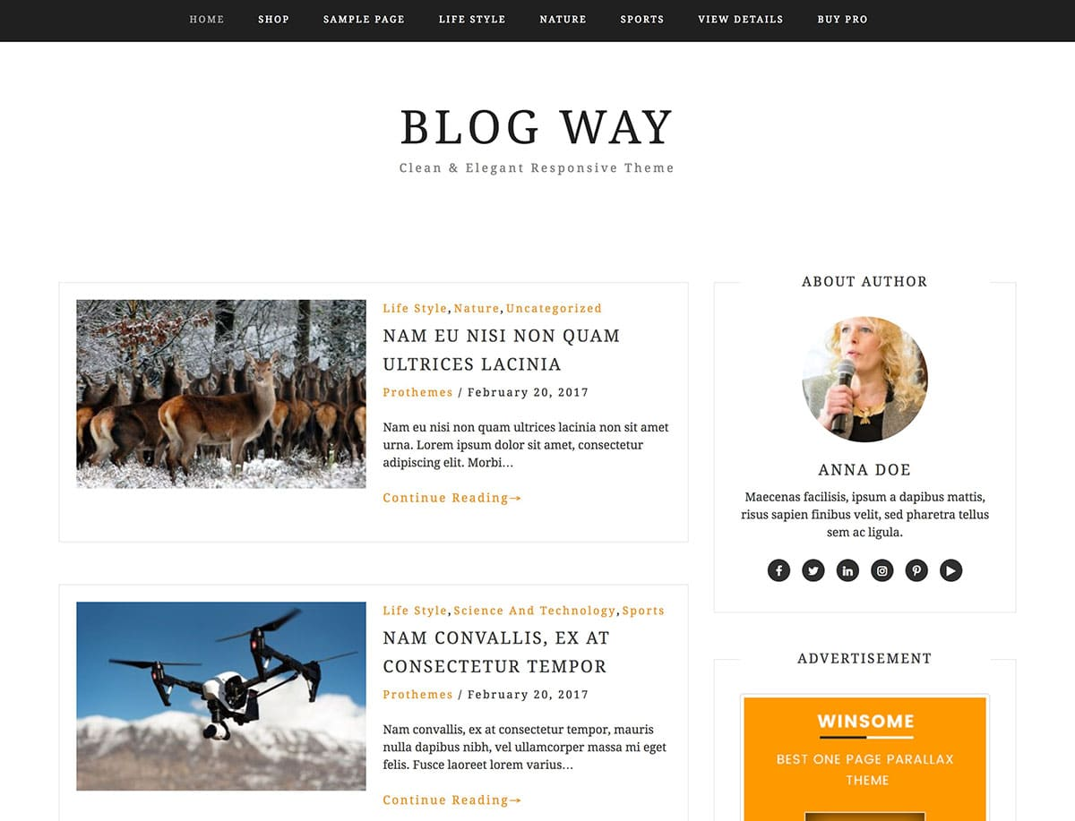 Blog-Way