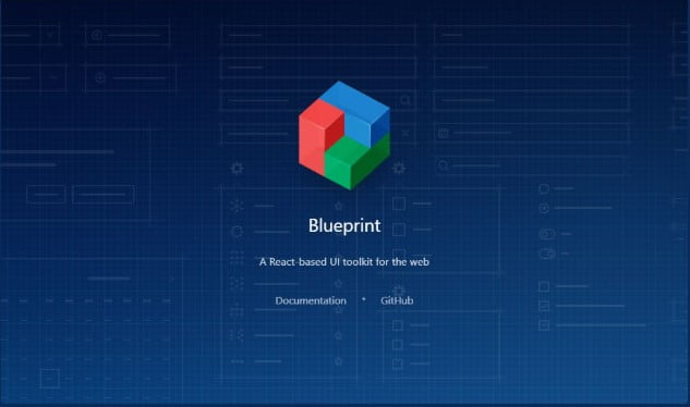 Blueprint - 61+ Free React UI Component Libraries [year]
