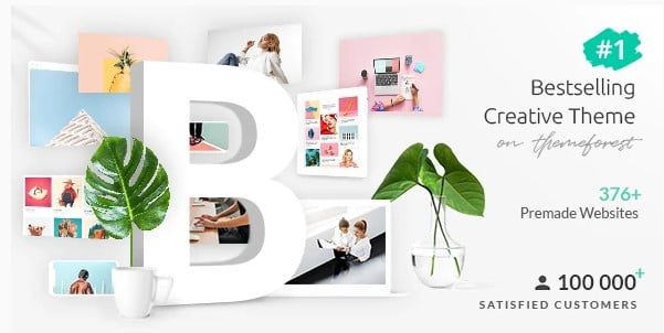 Bridge-1 - 41+ Awesome Logo Designer WordPress Themes [year]