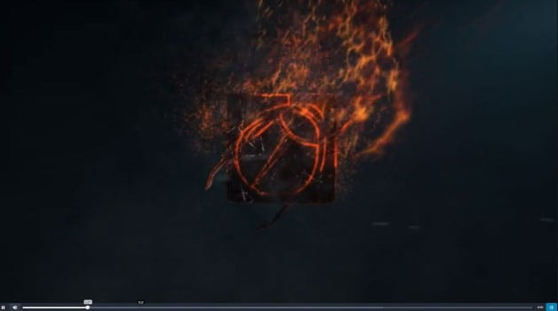 Burning - 51+ Marvelous After Effects Logo Animation Templates [year]