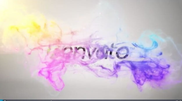 Colorful-Particles - 51+ Marvelous After Effects Logo Animation Templates [year]