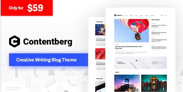 Contentberg - 36+ Inspiring Best Coaching WordPress Themes [year]