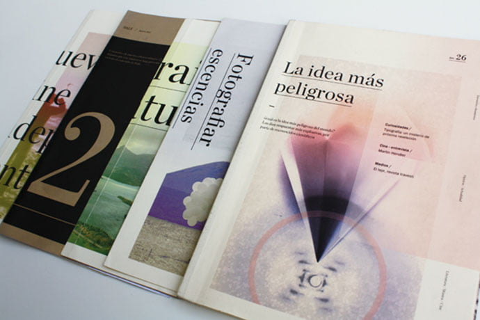 DALE - 63+ Surprising Typography In Magazine & Book Designs [year]