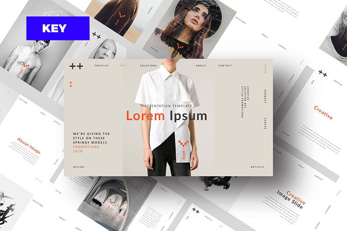 Dolor - 36+ Attractive Typography Keynote Templates [year]