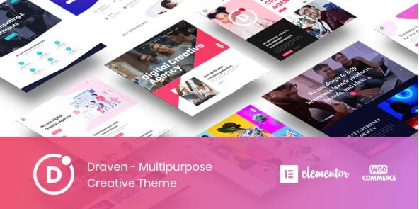 Draven - 31+ Nice Game UI Designer Portfolio WordPress Themes [year]