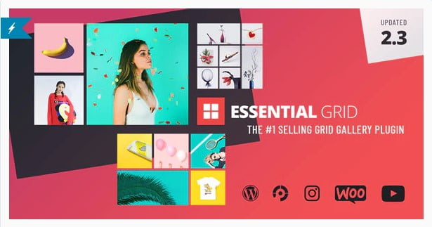 Essential-Grid - 28+ Awesome Gallery Plugins For WordPress [year]