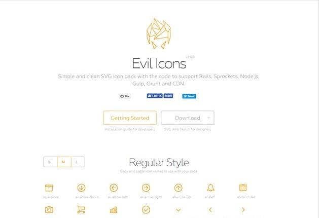 Evil-Icons