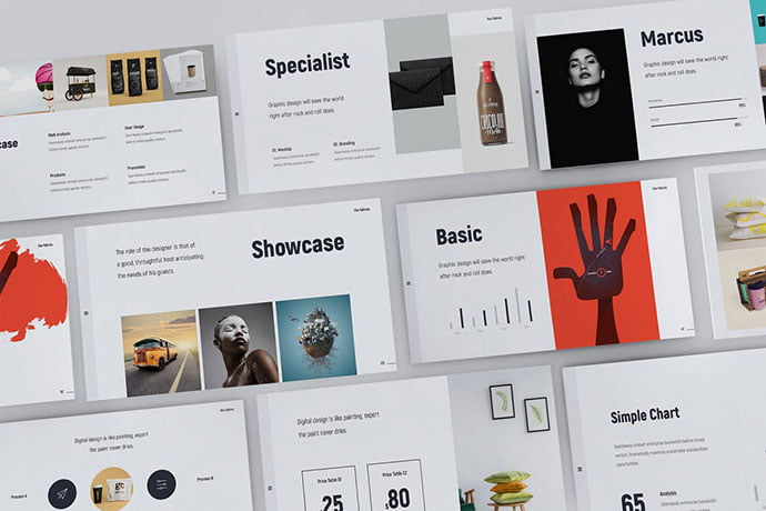 Fabros - 36+ Attractive Typography Keynote Templates [year]