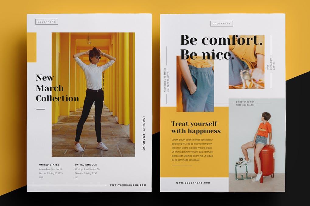 Fashion-Flyer