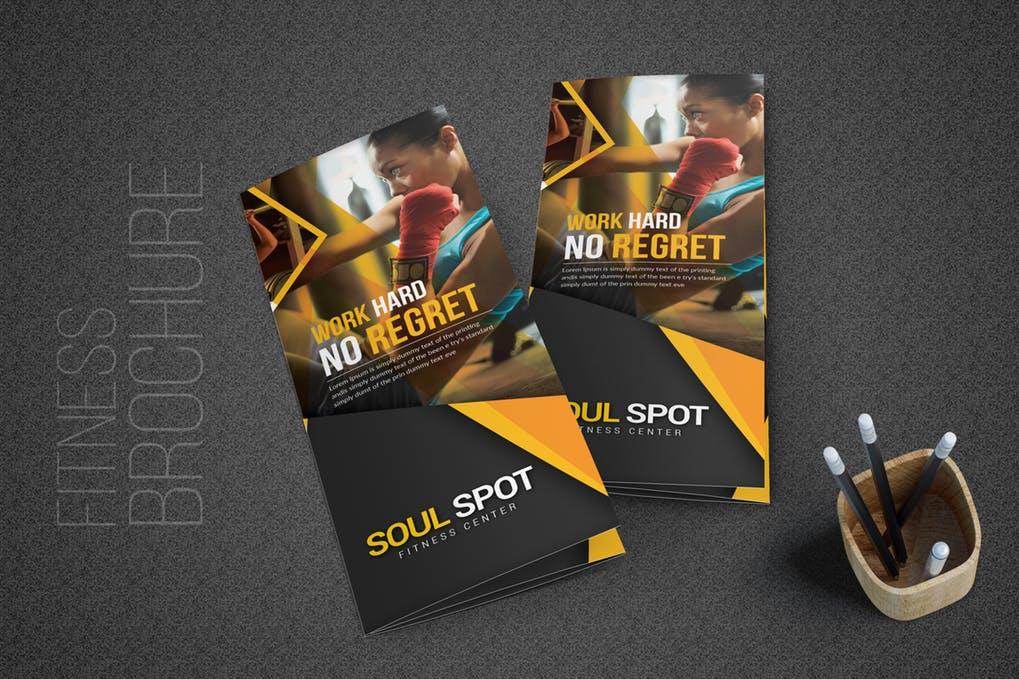 Fitness-Tri-Fold-Brochure