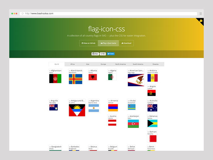 Flag - 51+ BEST Free Web & Mobile Designs Icon Resources [year]
