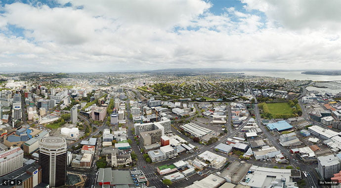 Flat-360°-Panoramic-Image-Viewer - 26+ Amazing 360 Degree Image & Video Javascript Plugins [year]