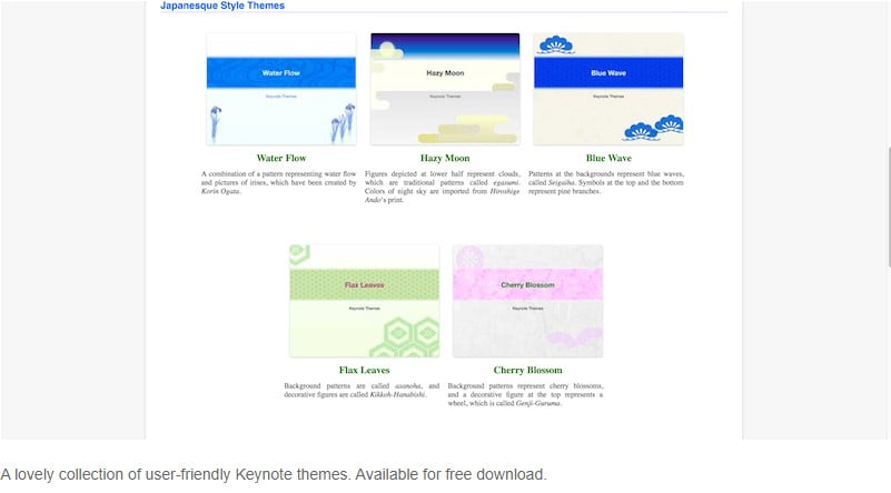 Free-Keynote-Themes - 41+ Top Free Nice Apple Keynote Templates For You [year]