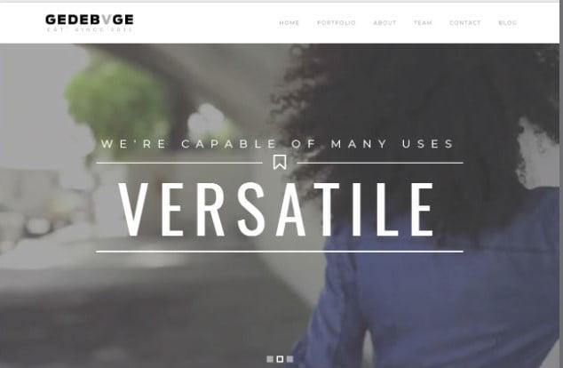 Gedebvge - 26+ Nice WordPress Video Themes For Motion Designer [year]