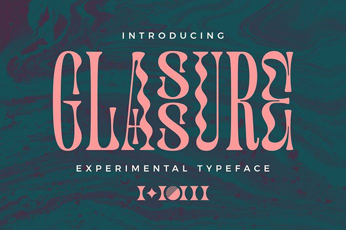 Glassure-Typeface-version-1.0 - 32+ Honestly Impressive Distorted Fonts [year]