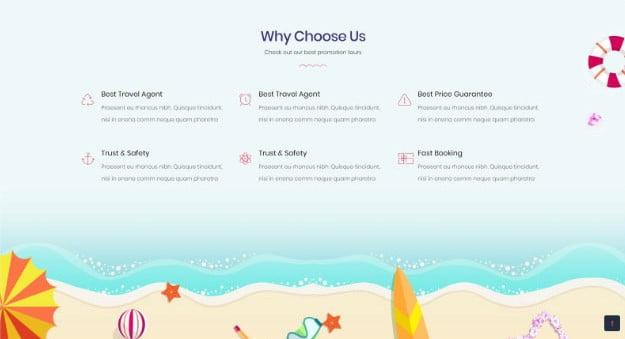 Go - 36+ Nice Tour & Travel Business WordPress Themes [year]