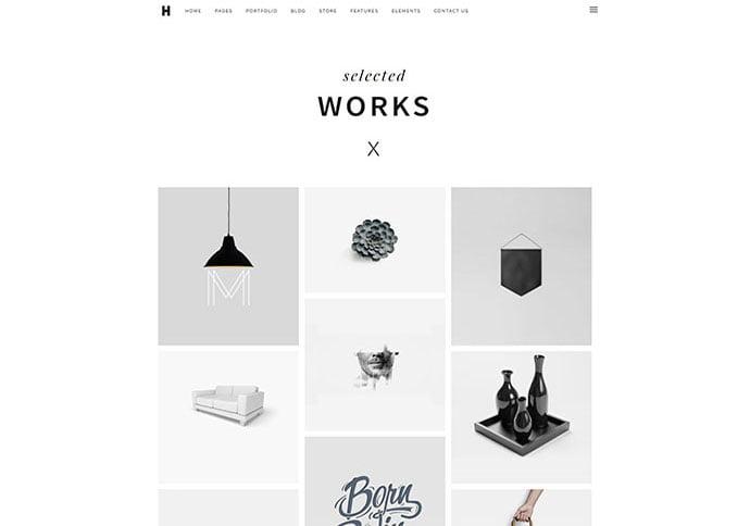 Heli - 41+ Awesome Logo Designer WordPress Themes [year]