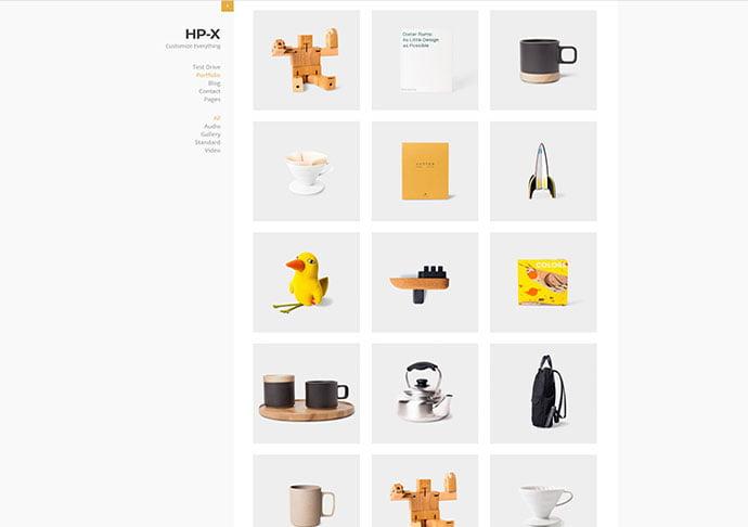 HyperX - 41+ Awesome Logo Designer WordPress Themes [year]