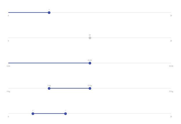 Input-Range - 61+ Free React UI Component Libraries [year]