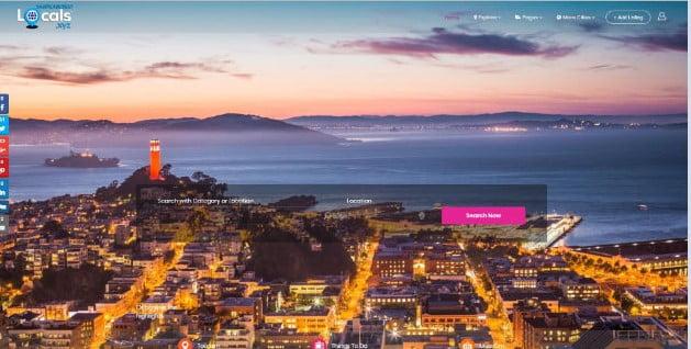 ListGo - 36+ Nice Tour & Travel Business WordPress Themes [year]
