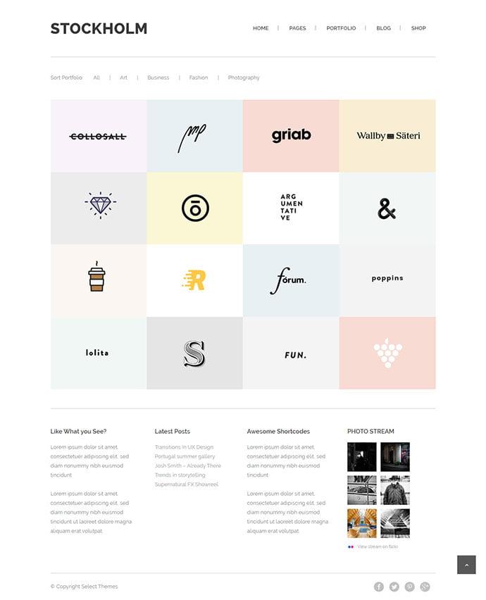 Logo-Designer-WordPress-Themes - 41+ Awesome Logo Designer WordPress Themes [year]
