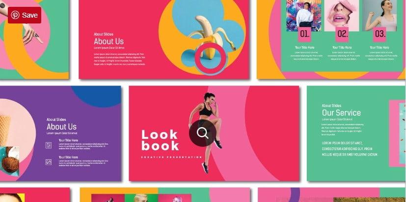 Lookbook-Google-Slide