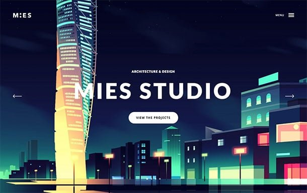 MIES - 37+ Top WordPress Themes For Construction Company [year]