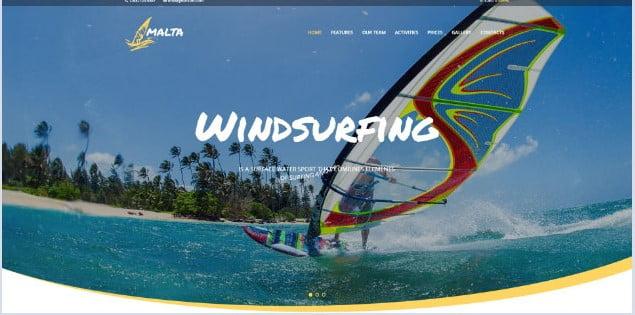 Malta - 36+ Nice Tour & Travel Business WordPress Themes [year]