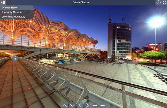 Marzipano - 26+ Amazing 360 Degree Image & Video Javascript Plugins [year]