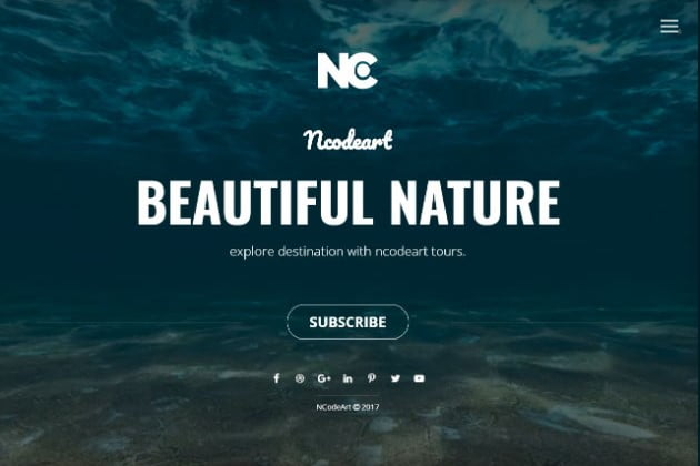 NC - 31+ Awesome Video Background Coming Soon Templates [year]