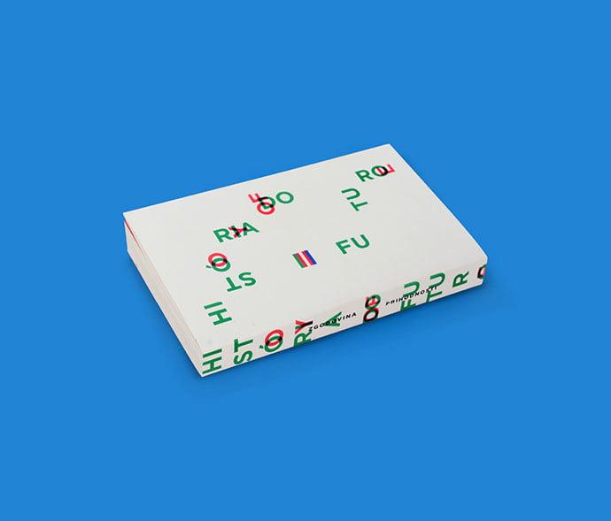 NON-VERBAL-CLUB - 63+ Surprising Typography In Magazine & Book Designs [year]
