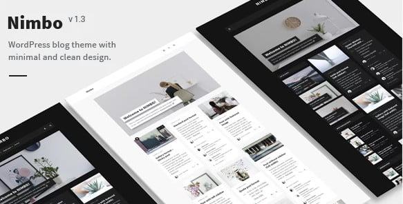 Nimbo - 36+ Inspiring Best Coaching WordPress Themes [year]