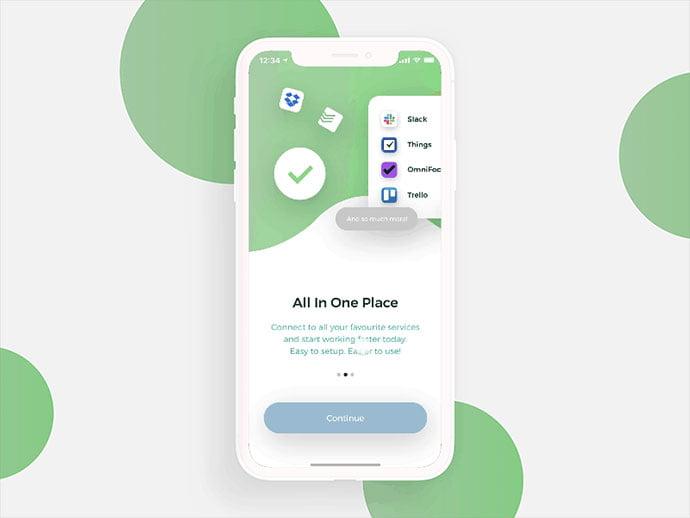 Onboarding-Flow - 51+ Best Free Onboarding UI Mobile App Sample [year]