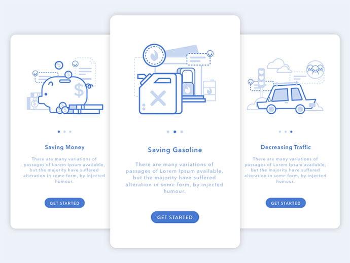 Onboarding-Illustration - 51+ Best Free Onboarding UI Mobile App Sample [year]