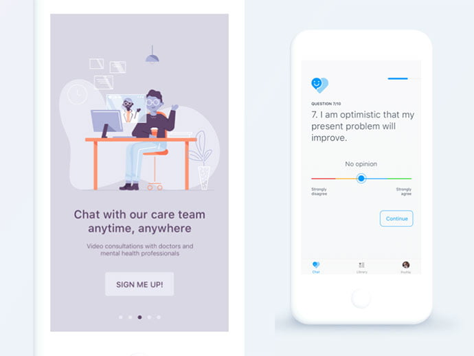 Onboarding-Questionnaire-Poc - 51+ Best Free Onboarding UI Mobile App Sample [year]