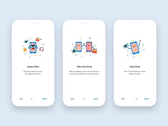 Onboarding - 51+ Best Free Onboarding UI Mobile App Sample [year]