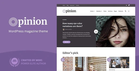 Opinion - 33+ WordPress Themes To Make Your Blog Attractive [year]